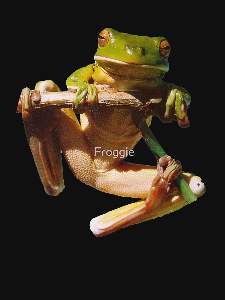 It's me Froggie by Froggie