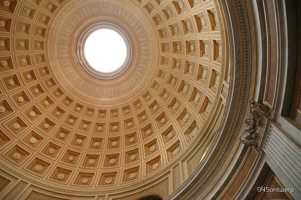 Vatican Dome by 945ontwerp