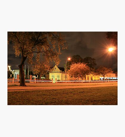 Streaking On South Terrace Photographic Print