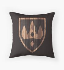 Winterhold Shield Throw Pillow