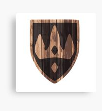 Winterhold Shield Canvas Print