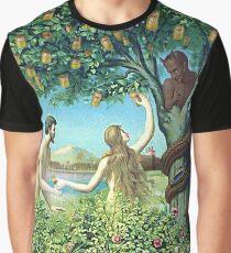 Garden of Euphoric Brisbane Graphic T-Shirt