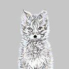 Arctic Fox by iszi