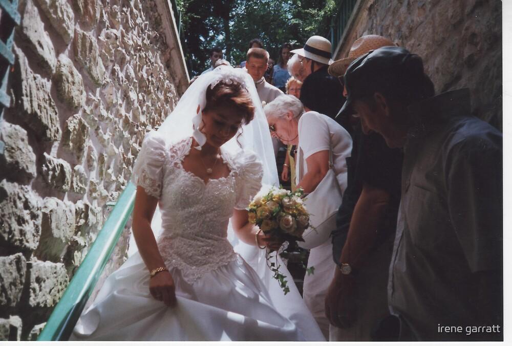 A wedding step by irene garratt