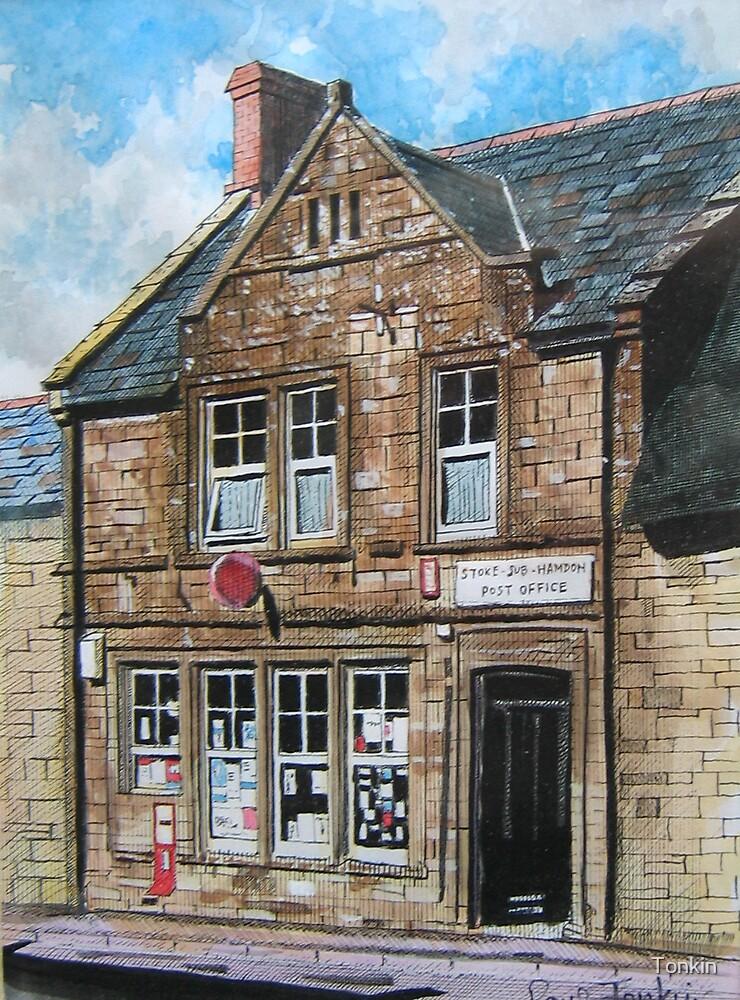 Post Office, Stoke-sub-Hamdon, Somerset by Tonkin