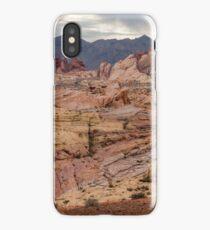 Valley of Fire Rainbow Vista iPhone Case/Skin