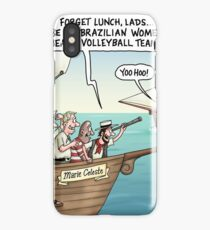 Women's Volleyball (p) iPhone Case/Skin