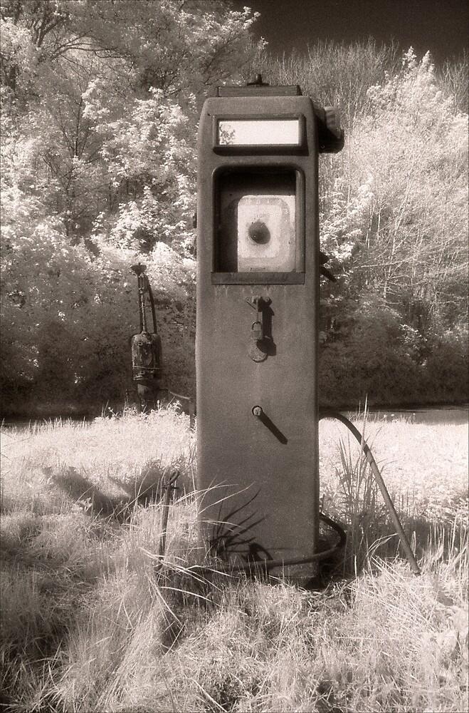 Pump Talybont by Hywel Harris