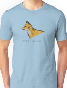 Zero Fox Given Drawing. Unisex T-Shirt