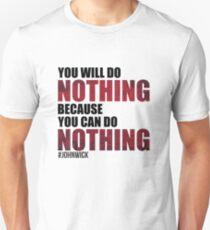 QUOTES 6 Unisex T-Shirt