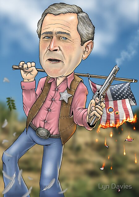 Burning Bush by Lyn Davies
