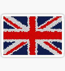 The Union Jack Flag of the United Kingdom Sticker