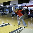 Bowling in Perfect Form by steelwidow
