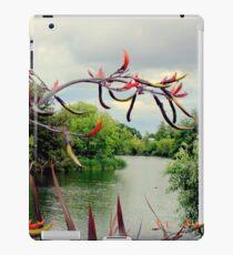 Landscape | The River | Dublin, Ireland iPad Case/Skin