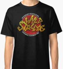 Bill & Ted - Wild Stallyns Band Patch Classic T-Shirt