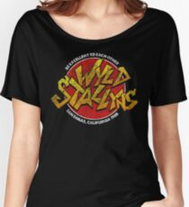 Bill & Ted - Wild Stallyns Band Patch Women's Relaxed Fit T-Shirt