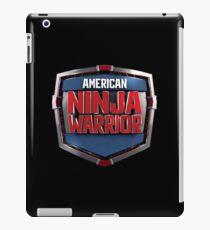 american ninja warrior iPad Case/Skin