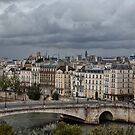 Another Cloudy Day In Paris - 2 ©  by © Hany G. Jadaa © Prince John Photography