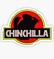 Chinchilla Park Sticker