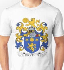 Dryden Coat of Arms Unisex T-Shirt