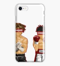 Improve your weaknesses iPhone Case/Skin