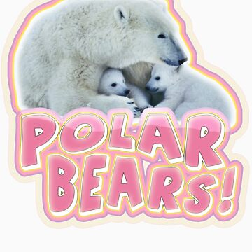 Polar Bears! by grigs