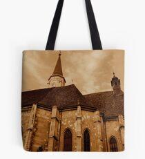Saint Michael church Tote Bag