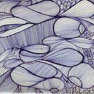 Blue Lines by kathleenmarie