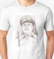 Arthur Lowe as Captain Mainwaring T-Shirt