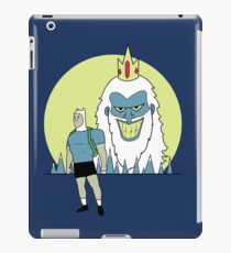 Batfinn The Algebraic Series iPad Case/Skin