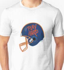 Football - Play Hard Unisex T-Shirt