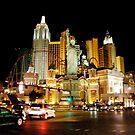 New York, New York Casino - Las Vegas, NV by Tanya Boutin