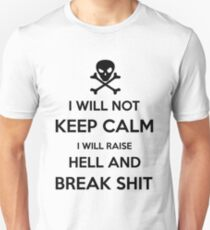 Funny, Crazy T-Shirt