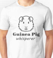 Guinea Pig Whisperer Cute Tee Unisex T-Shirt