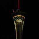 Stratosphere - Las Vegas, NV by Tanya Boutin
