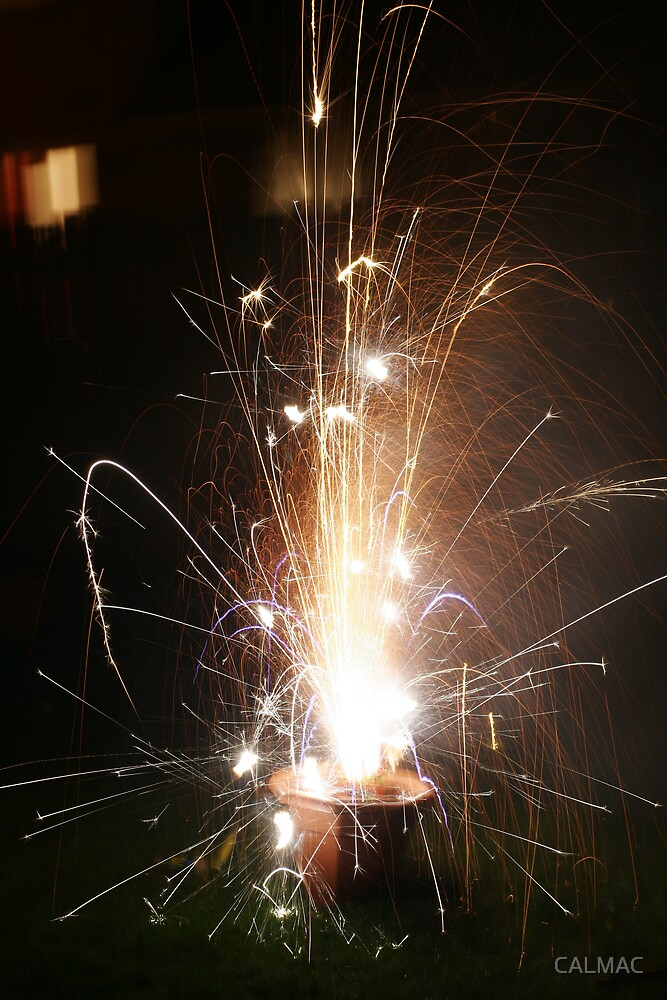 fireworks by CALMAC