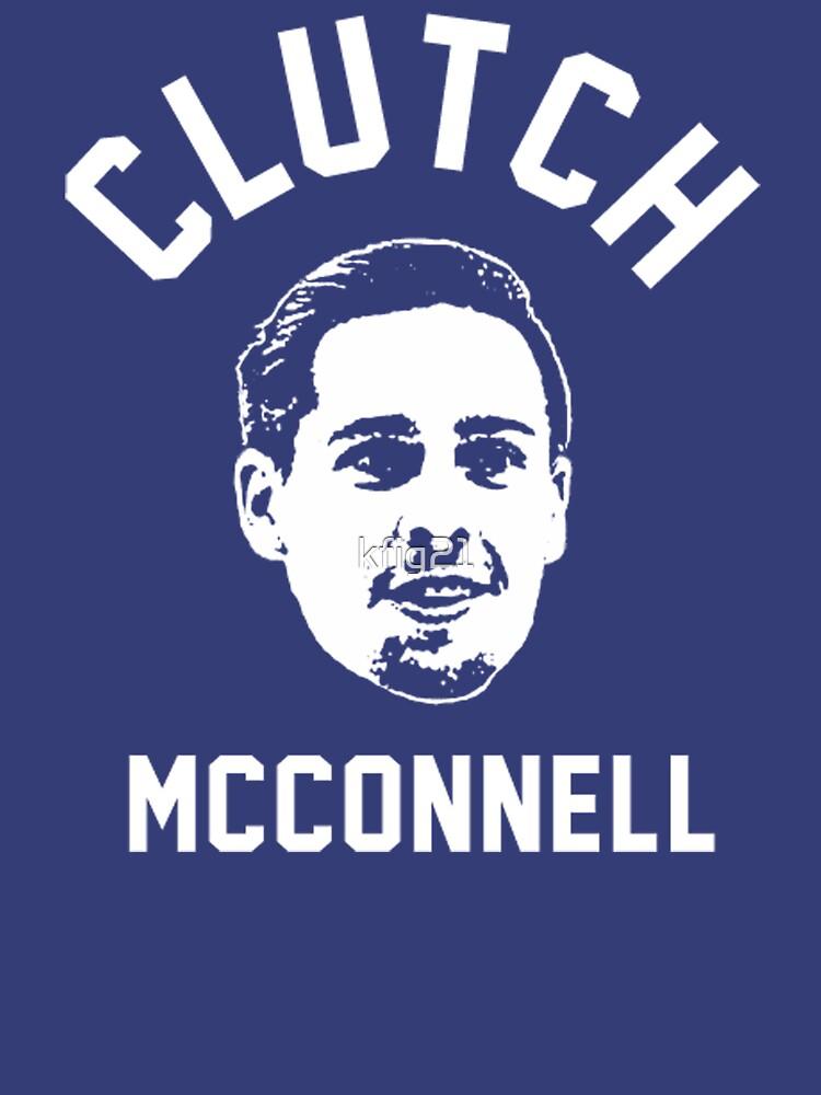 Clutch McConnell 3 by SaturdayAC