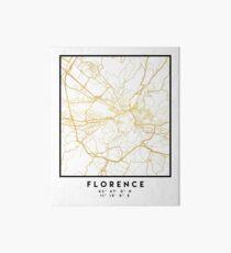 Lámina rígida FLORENCIA ITALIA CITY STREET MAP ARTE