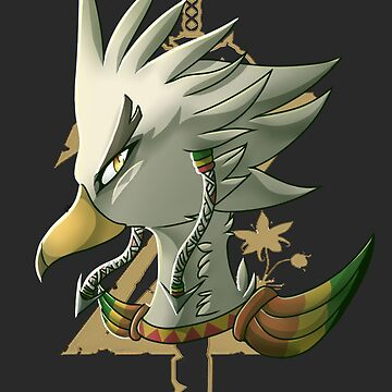 Teba - Breath of the Wild by Soleilou