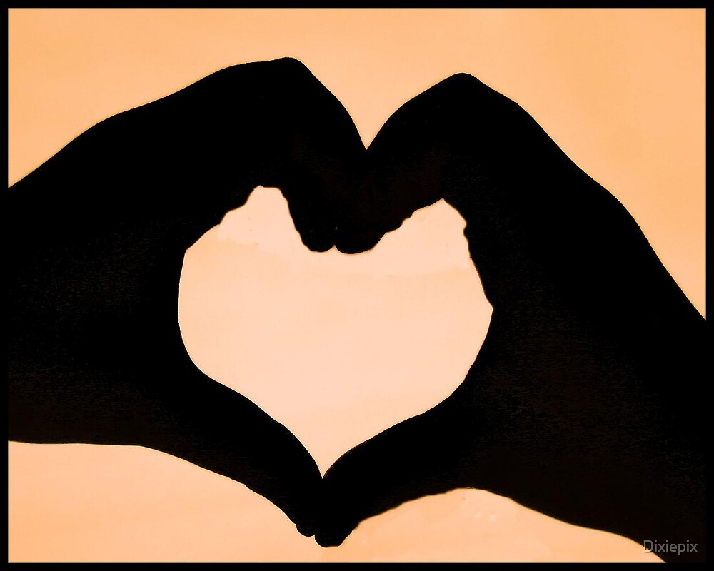 Love by Dixiepix
