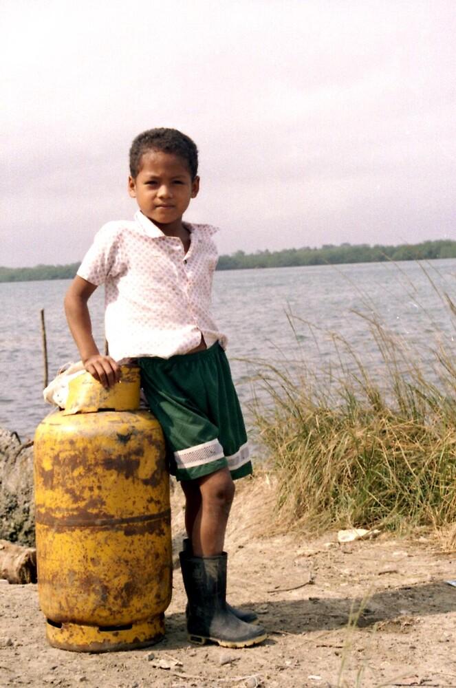 Gas Child by vivianumpierrez