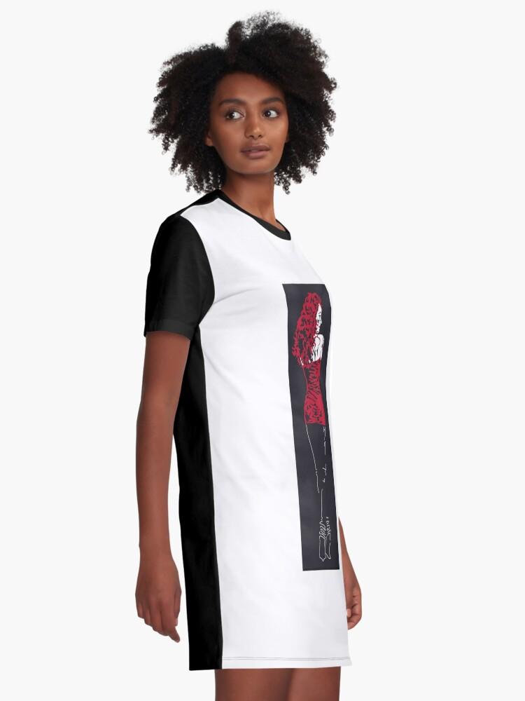 Alternative Ansicht von Scarlet T-Shirt Kleid