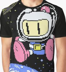 Panic Bomber W - Space 1 ☾✩ Graphic T-Shirt