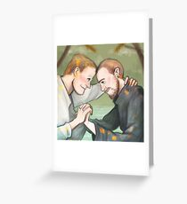 flinthamilton_reunion Greeting Card