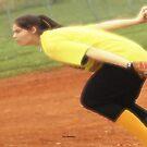 The Softball Pitcher by © Joe  Beasley IPA