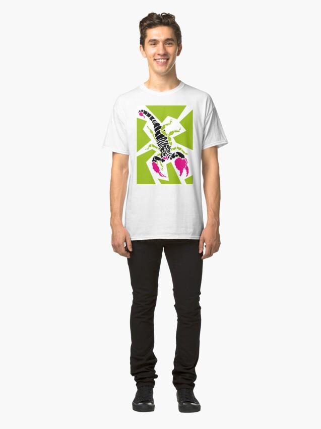 Alternative Ansicht von Scorpion Classic T-Shirt