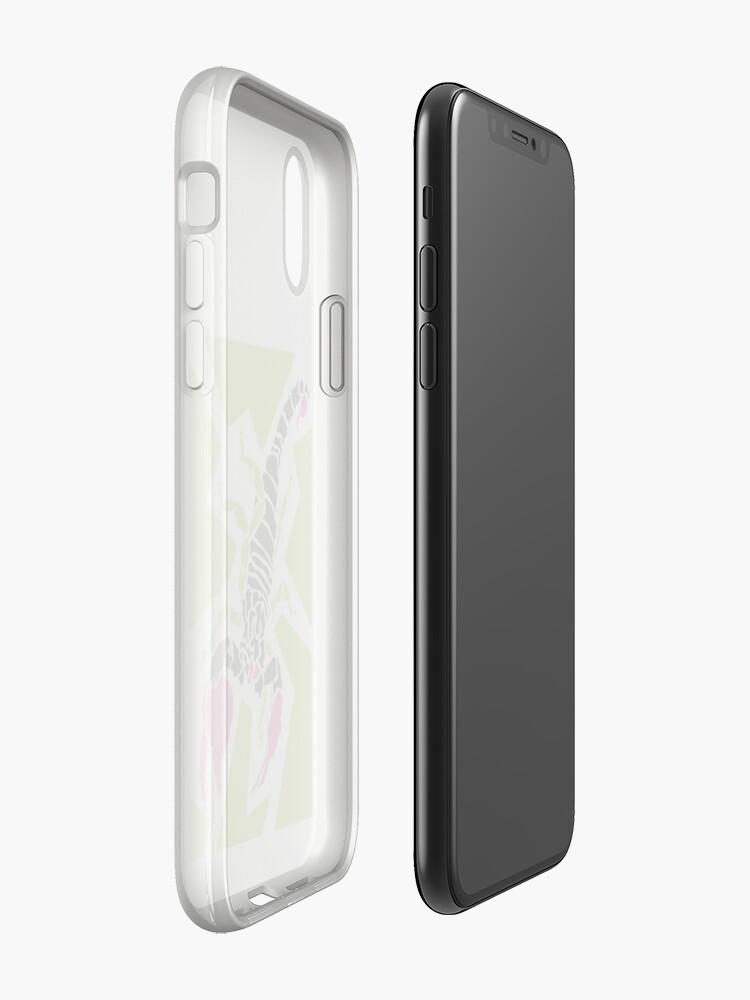 Alternative Ansicht von Scorpion iPhone-Hülle & Cover