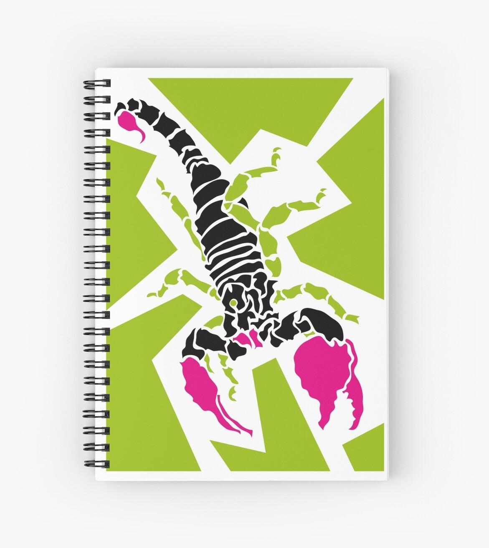 Scorpion von Ray Rubeque