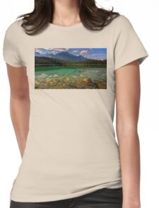 Scape 003 Womens Fitted T-Shirt