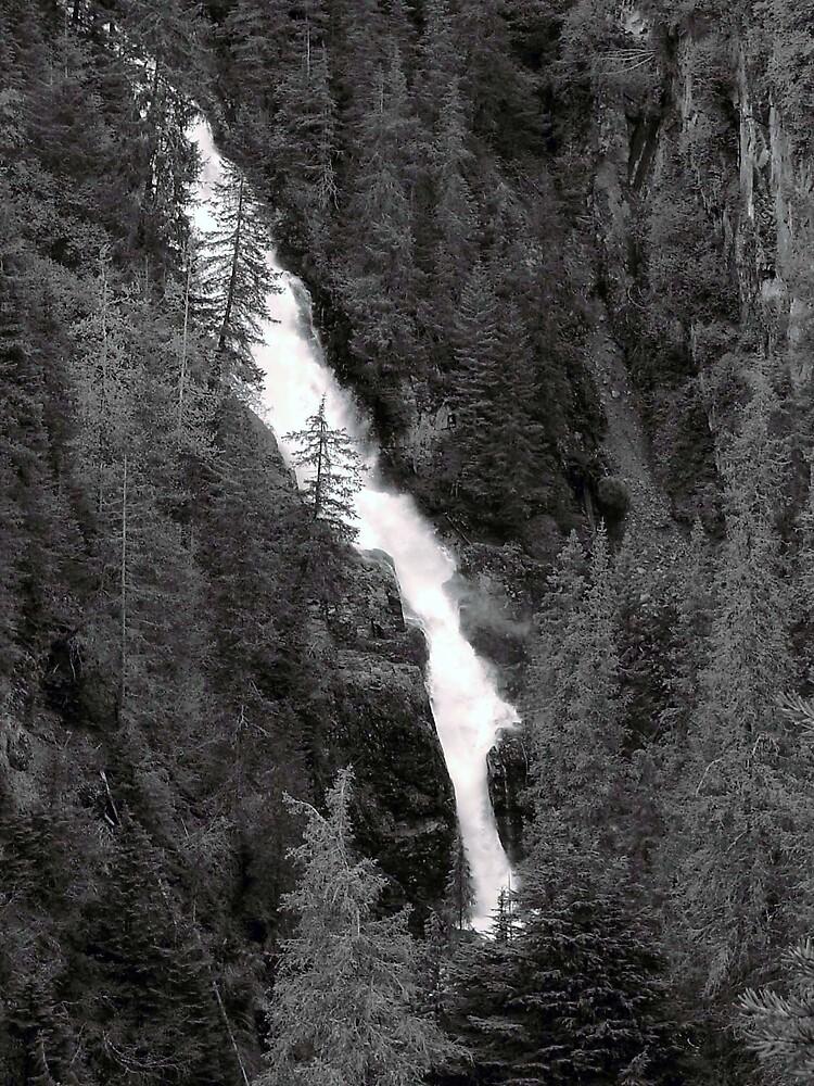 Lost Lake Waterfall by beauryan